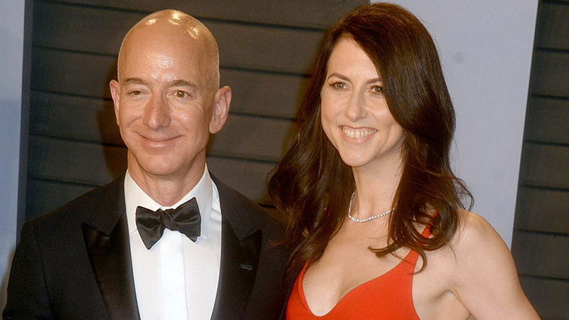 jeff bezos expensive celebrities divorces
