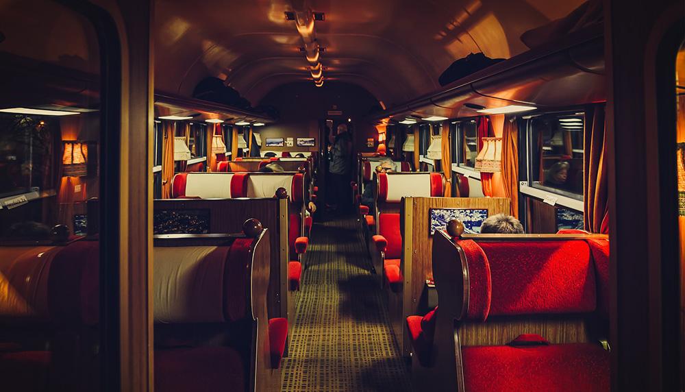 Orient Express luxury trains honeymoon ideas