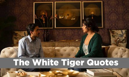 the white tiger quotes netflix movie