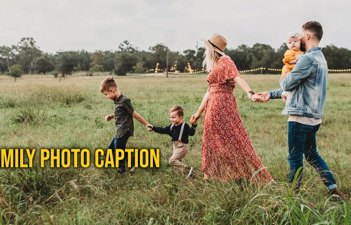 50 Adorable Family Photos captions and quotes for Instagram