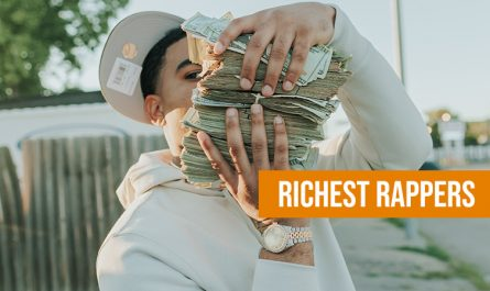 most richest rappers in the world