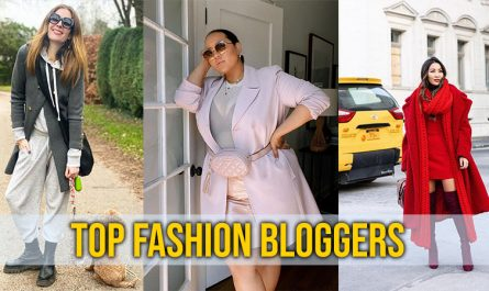 top fashion bloggers