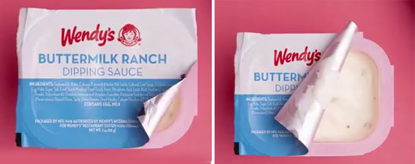 wendys buttermilk ranch dipping sauce
