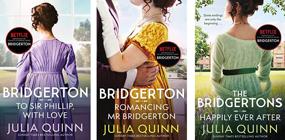 Bridgerton book series