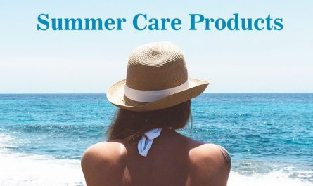 summer care products